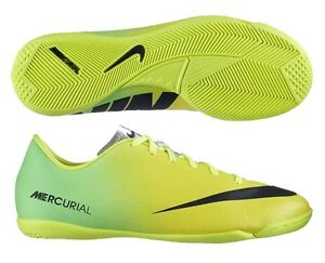 421eaa561d5d NIKE MERCURIAL VICTORY IV IC INDOOR SOCCER SHOES FOOTBALL Vibrant ...