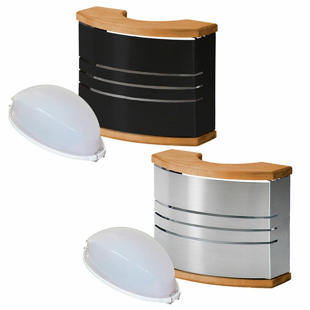 Lámpara Luz Sauna Harvia + Pantalla de lámpara, Acero O Color Negro