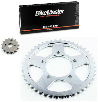 JT Sprockets JTSK2044 520X1R2 Chain and 16 Front//41 Rear Tooth Sprocket Kit
