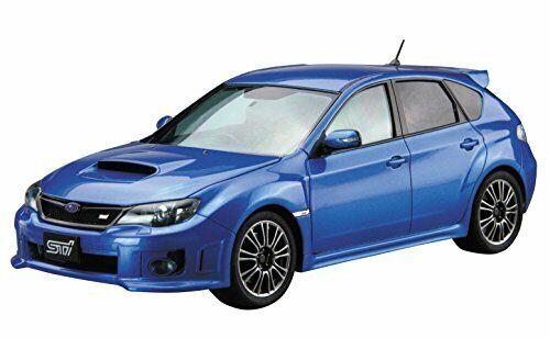 Aoshima 1 24 Scale Subaru  GRB Impreza WRX STI '10 - modellololo auto No. 29 Series Plas  acquista online
