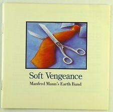 CD - Manfred Mann's Earth Band - Soft Vengeance - A4525