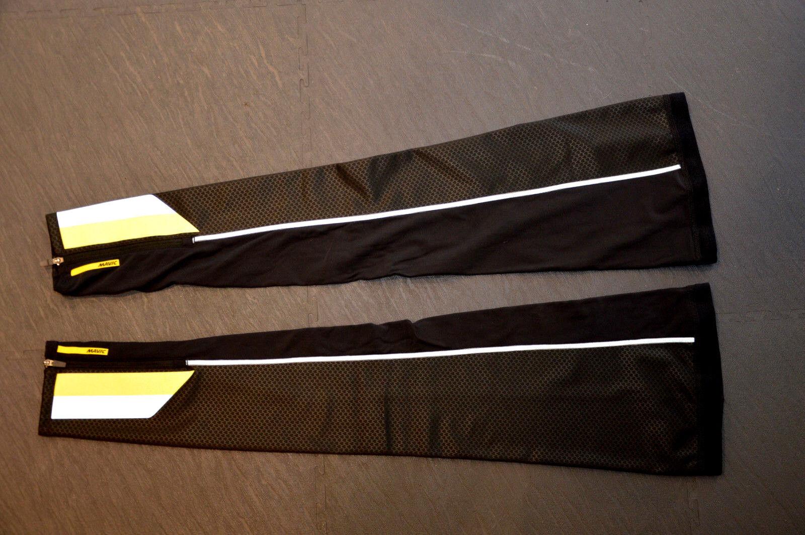 Mavic Vision Leg Warmers Leg Warmers Stormstopper Reflecting Zip Run out %%%%