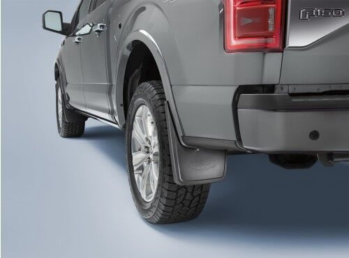 2015-2019 FORD F150  Molded Front Splash Gaurd With Factory Wheel Lip Moldings