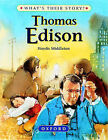 Thomas Edison: The Wizard Inventor by Haydn Middleton (Paperback, 1997)