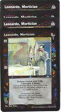 Leonardo, Mortician x4 FN DS