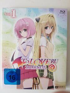 To Love Ru Darkness Staffel 3