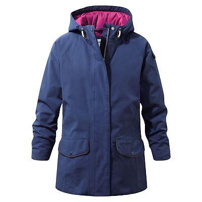 Craghoppers Abelie Girls Waterproof Jacket