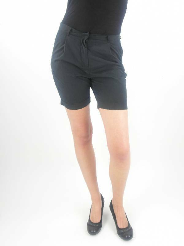 Lifetime Short Walkshort kurze Hose Paris Nights black Zip-Fly