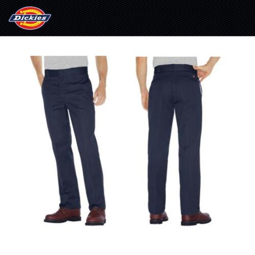 "Waist 26/""-72/"" Dickies 874 Mens Work Pants Original Fit Flat Front Twill Uniform"