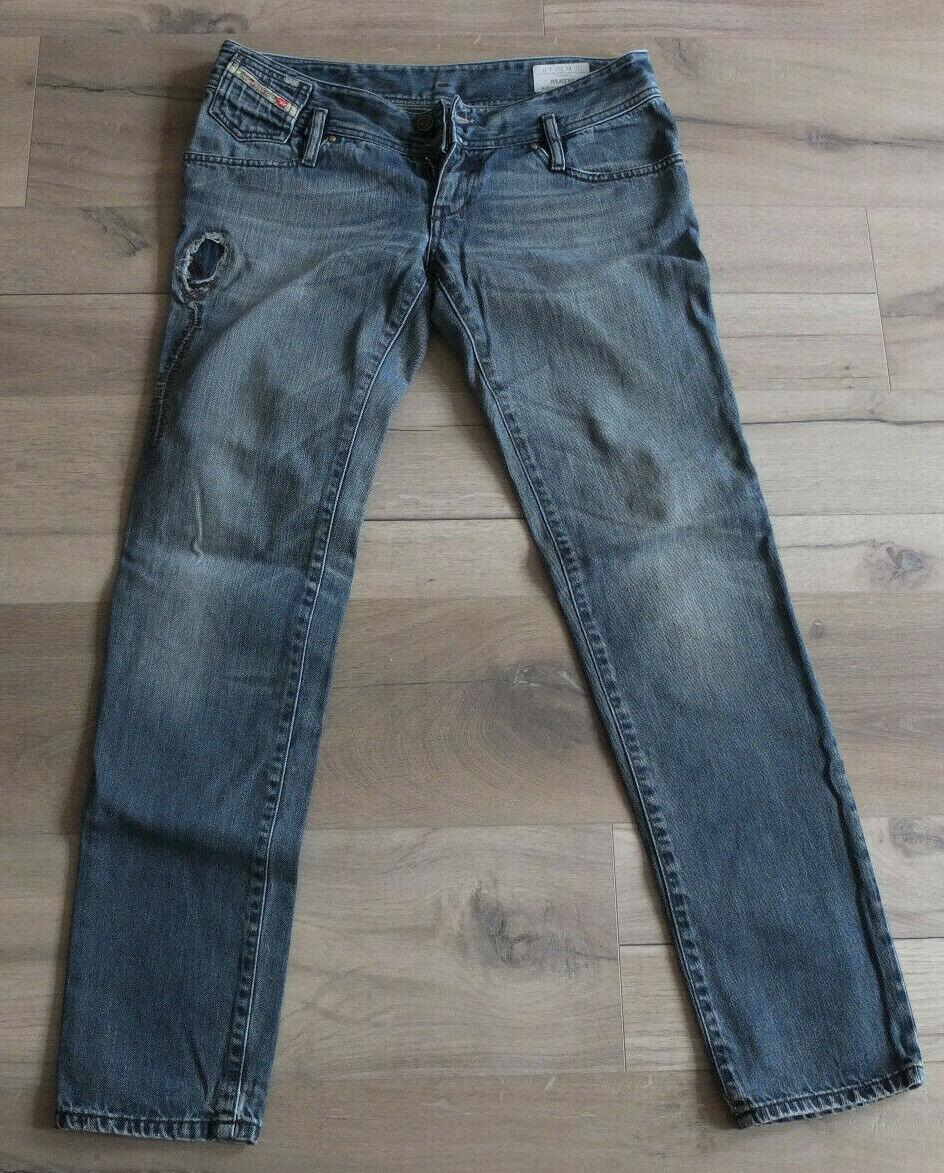 Diesel Industry DENIM DIVISION MATIC Jeans W 30 L 32 TOP