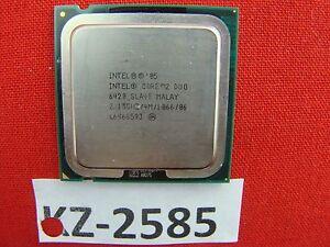 Intel processor cpu SLA4T 6420 C2D core 2 duo 2.13ghz 1066MHz 2mb 775 CPU 34