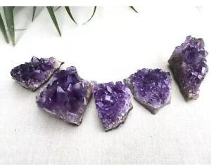 1-Amethyst-Geode-Crystal-Quartz-Amethyst-Druze-Cluster-Gemstone-Specimen-Uruguay