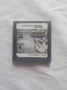 Transformers War For Cybertron Autobots Nintendo DS Video Game Cartridge Only