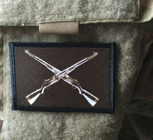 Crossed-M1-Garand-Rifles-Morale-Patch-Tactical-Military-Army-Badge-Hook-Flag