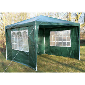 AirWave-3m-x-3m-Party-Tent-Marquee-Gazebo-FREE-WINDBAR-Water-Resistant-4-Sides