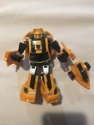 Transformers Reveal The Shield Bumblebee complet Deluxe RTS Hasbro