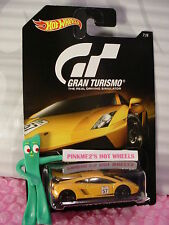 2016 GRAN TURISMO Hot Wheels LAMBORGHINI GALLARDO LP 570-4 SUPERLEGGERA☆Orange