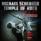 Temple of Rock - Live In Europe (Doppel-CD) von Michael Schenker (2012)