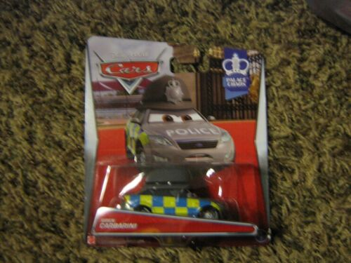 DISNEY PIXAR CARS PALACE CHAOS SERIES SIREN CARBARINI