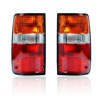 TOYOTA HILUX TRUCK PICKUP  4x2 4x4 89 - 95 TAIL LIGHTS PREMIUM OEM PAIR 90 91 92