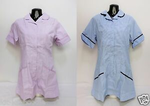 Boyd-Cooper-NHS-Womens-Healthcare-Nurses-Carer-Vet-Uniform-Stripe-Tunic-E9-SN30