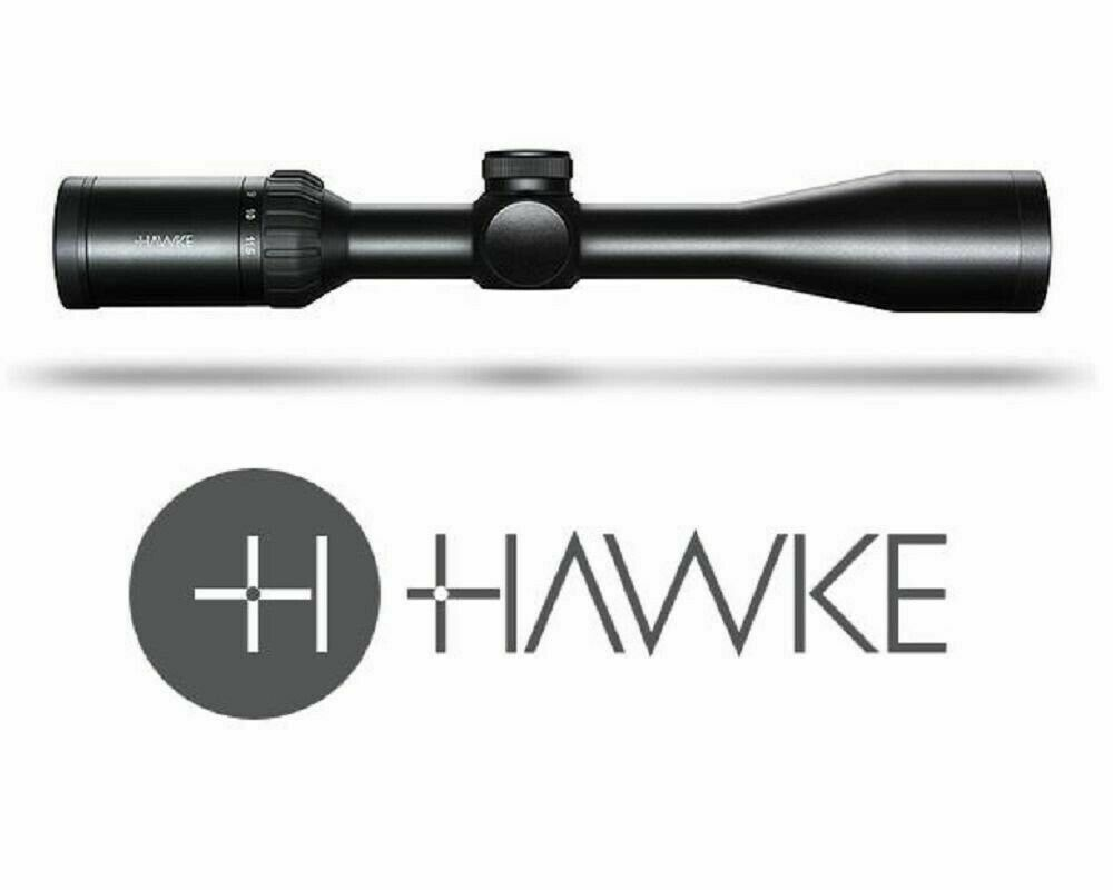 Mira Para Rifle Hawke Optics Panorama ir - 1 2 Mil Dot ir de caza