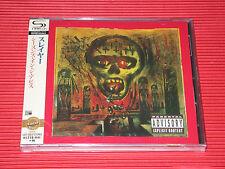 SLAYER SEASONS IN THE ABYSS   JAPAN SHM CD
