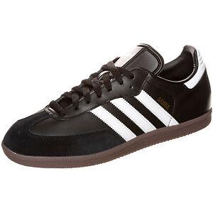 Details zu adidas Performance Samba Sneaker Herren Schwarz NEU Schuhe Turnschuhe