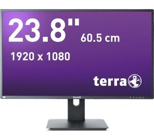 Wortmann-TERRA-2456W-PV-LED-Monitor-schwarz-DVI-HDMI-Displayport