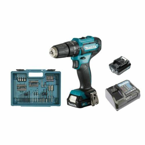 accessoires Makita 12 V batterie-coup électrique hp333dsax12x Batterie 2,0 Ah incl
