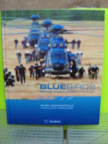 """Buch Bluebirds German Federal Police Air Support von Sven Sommerfeld /""""Neu/"""" AND"""