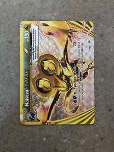 Pokemon Noivern BREAK 113//162 Holo Rare BREAKthrough Near Mint