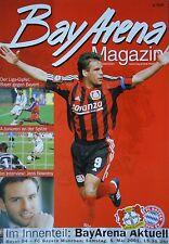 Programm 2000/01 Bayer 04 Leverkusen - Bayern München