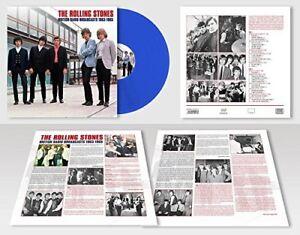 THE-ROLLING-STONES-BRITISH-RADIO-BROADCASTS-LIM-BLUE-180-GR-LP-VINYL-LP-NEU