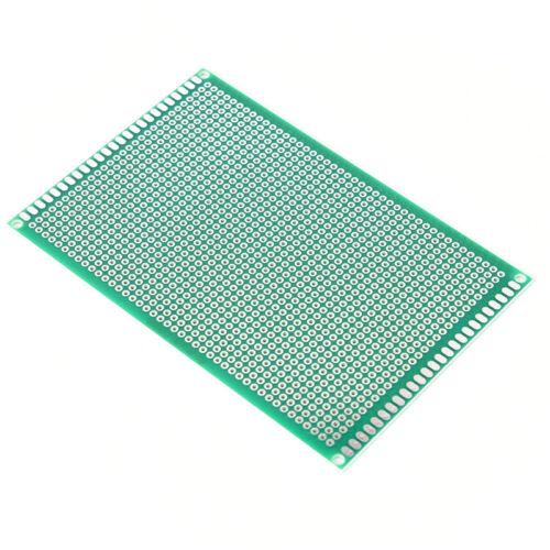 8x12cm  Protoboard Circuit Tinned Universal Single-Side Prototype PCB BoardVm