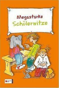 Megastarke-Schuelerwitze-Buch-Zustand-gut