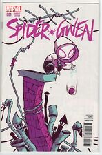 SPIDER-GWEN #1 COMIC POP EXCLUSIVE JENNY FRISON VARIANT COVER 3000 MADE!