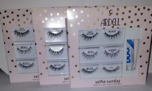 de8c2abacfe Image is loading Ardell-Sunday-Selfie-Eye-Lashes-Demi-Wispies-Wispies-