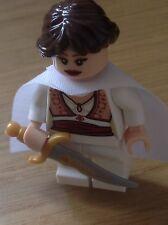 Lego Prince of Persia minifigure POP003 Princess Tamina and dagger from set 7572