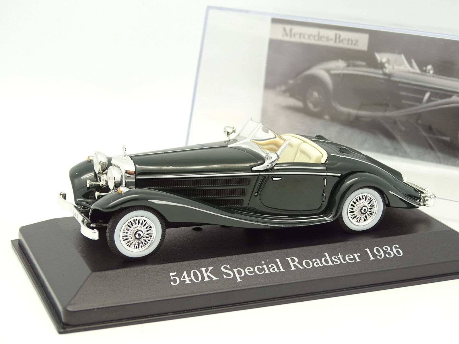 Stampa Ixo Ixo Ixo 1 43 - Mercedes 540k Special Roadster 1936 2a8c6a