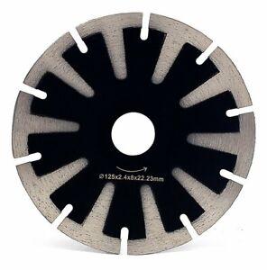 3 X 5 Inch Diamond Turbo Convex saw Blade Concrete Granite Concrete Sink Cutter