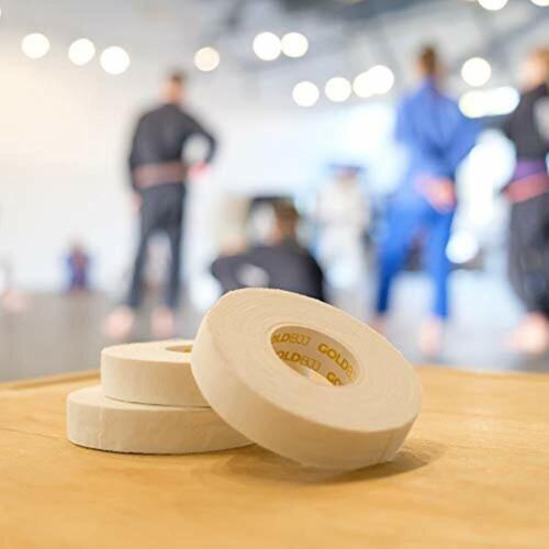 "Jiu Jitsu Tape /& 1//2/"" X 30/' Protect Fingers Judo Strong Athletic Finger Tape"
