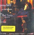 Corigliano: The Red Violin Concerto; Violin Sonata (CD, Sep-2007, Sony Classical Essential Classics)