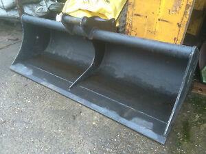 JCB-3CX-8060-8080-excavator-ditching-grading-buckets-brand-new