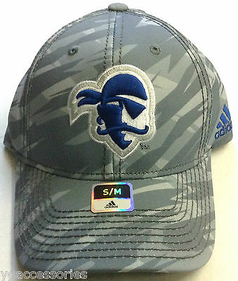 Seton Hall University SHU Pirates NCAA Fitted Flat Bill Baseball Cap Hat