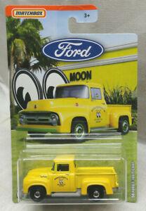 MATCHBOX  1959 Ford Pickup Moon Eyes Equipment Santa Fe Springs CALIFORNIA