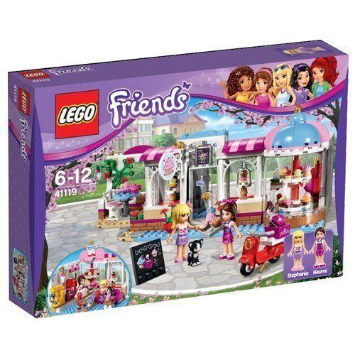 Lego 41119 - Cafetería de Heartlake - NUEVO