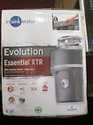 InSinkErator ESSENTIAL XTR Evolution 3/4 HP Single Phase Garbage Disposal NEW