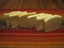 All-Natural 100% Olive Oil Soap Handmade Vegan Plant-Based (Seconds) 3oz