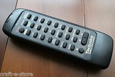 NEW Technics RAK-SL413WH CD Player Changer Remote Control for SL-MC400 MC50 MC59